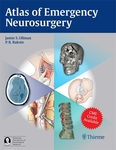 Atlas of Emergency Neurosurgery by J. S. Ullman and P. B. Rasksin